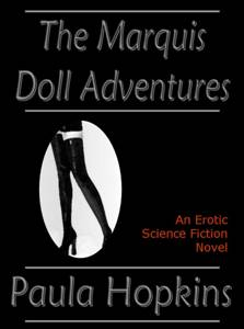 The Marquis Doll Adventures Book Cover